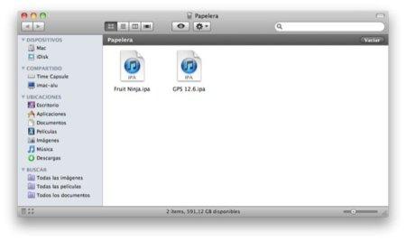 Más mejoras ocultas de iTunes, ahora borra las aplicaciones viejas