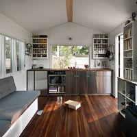 ¿Te animarías a construir tu propia mini casa? Minim House te propone hacerla tú mismo.
