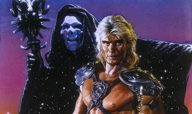 Masters del universo poster