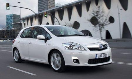 Toyota Auris HSD el segundo coche híbrido más vendido en España en 2011
