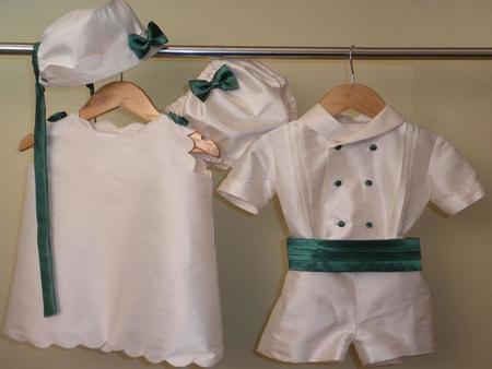 Alquiler y venta de ropa de ceremonia para bebés y niños