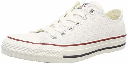 Zapatillas Blancas Estrellas