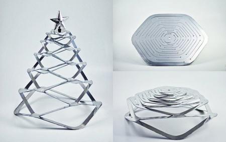 Treeasy, minimalismo y Navidad vuelven a darse la mano