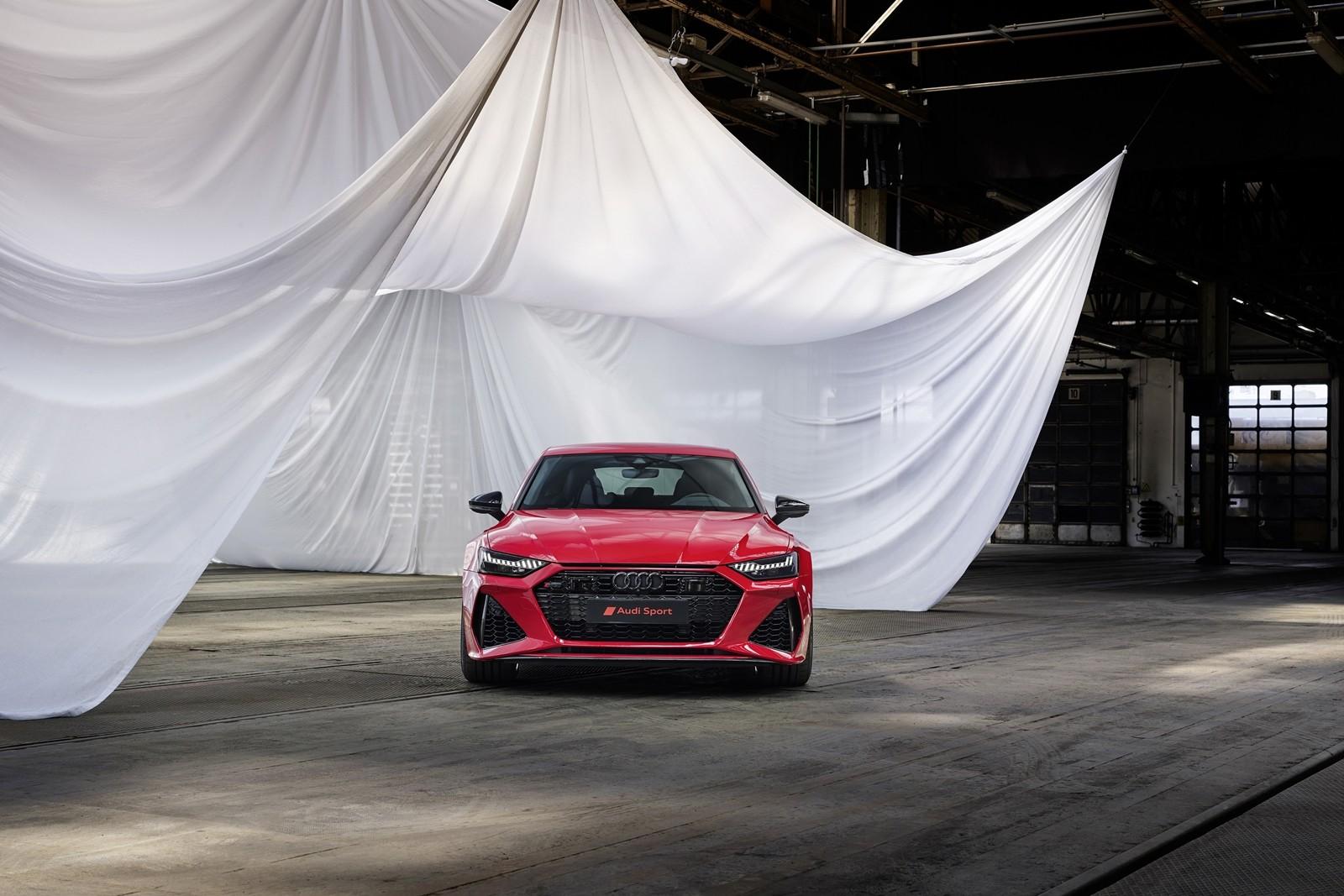 Foto de Audi RS 7 Sportback 2020 (33/44)
