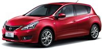 El Nissan Tiida global se presentó en China