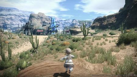 'Final Fantasy XIV: A Realm Reborn' se muestra en un nuevo tráiler y varias imágenes ingame