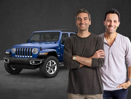 Jeep Wrangler Celebrity Customs 1