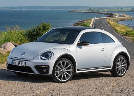 De vuelta al pasado: el próximo Volkswagen Beetle podría ser tracción trasera