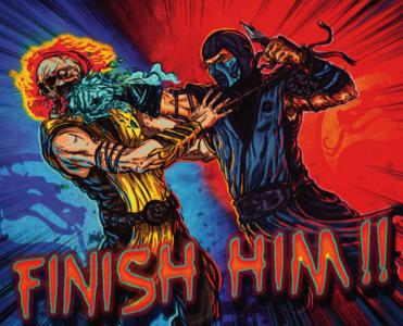 Los Fatalities más brutales que he visto en los títulos de Mortal Kombat