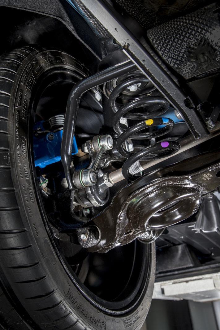 Foto de Ford Focus RS 2016, toma de contacto (93/129)