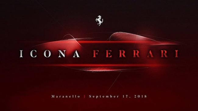 Ferrari presentará un nuevo modelo en septiembre, ¿812 Monza a la vista?