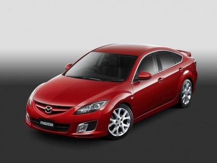 Mazda Atenza, la versión nipona de nuestro Mazda6