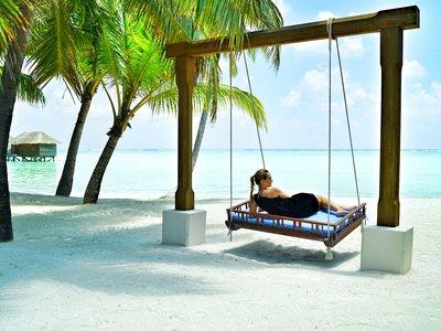 Este hotel de Las Maldivas tiene un mayordomo para ayudarte con Instagram