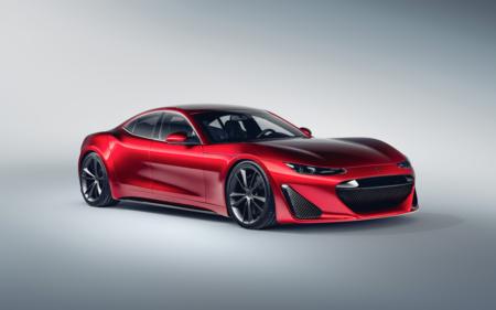 Este Drako GTE es un supercoche eléctrico americano de 1.200 CV, más de un millón de euros y solo 25 ejemplares
