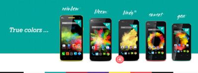 Wiko corrige a la OCU: sus teléfonos tienen dos particiones de memoria disponibles para el usuario