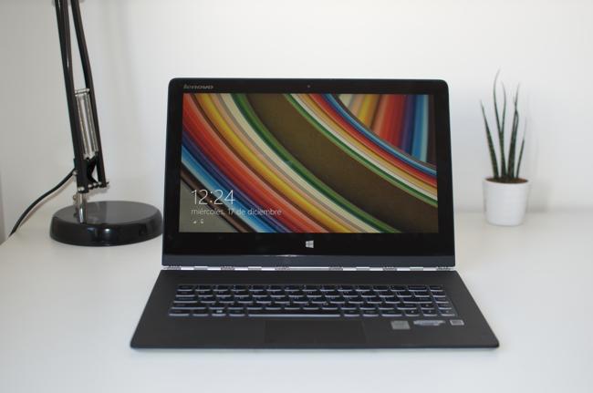 Lenovo Yoga Pro 3, análisis