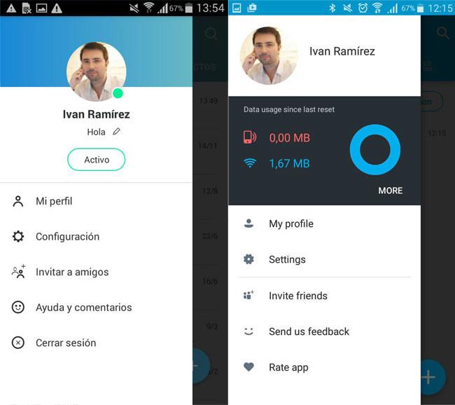Skype And Skype Lite