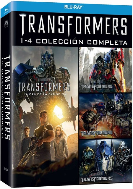 Transformers Pack