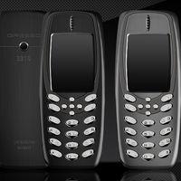 Si quieres una copia del 3310 construida en titanio prepara 2.990 dólares