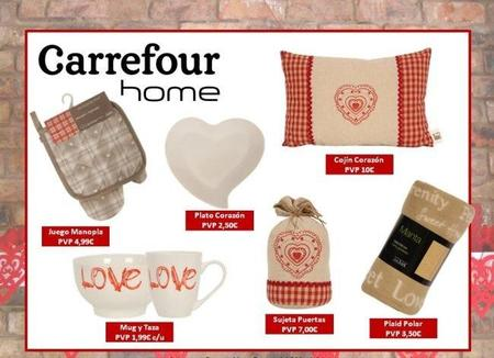 Carrefour Home te invita a decorar tu San Valentín