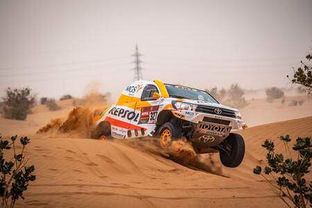 Esteve Dakar 2021