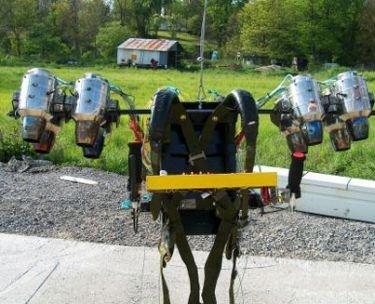 ¿Podría un Jet Pack funcional estar más cerca de lo que imaginamos?