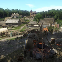 Kingdom Come: Deliverance recibe From the Ashes, su primer DLC de pago para construir nuestra propia aldea