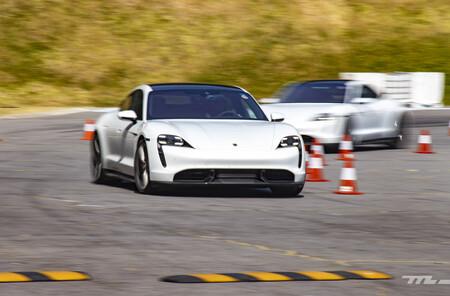 Porsche Taycan Mexico Fotos 3