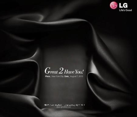 El LG Optimus G2 ya tiene fecha de presentación