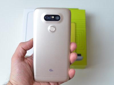 LG podría vender menos de la mitad de LG G5 este año de lo que pensaba