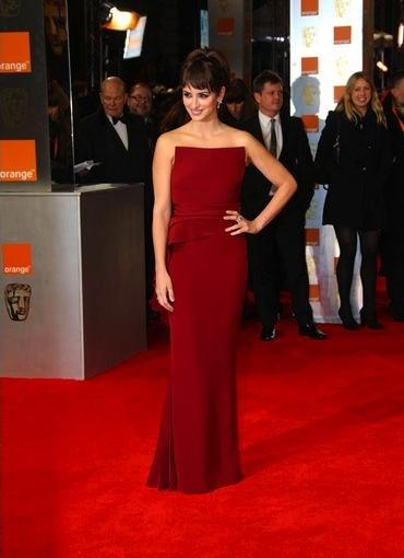 BAFTA 2012: están las mejores y las peores, todas unidas