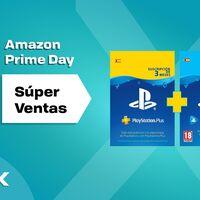 Amazon Prime Day 2021: consigue tres meses de suscripción a PlayStation Plus y PlayStation Now por sólo 34,99 euros