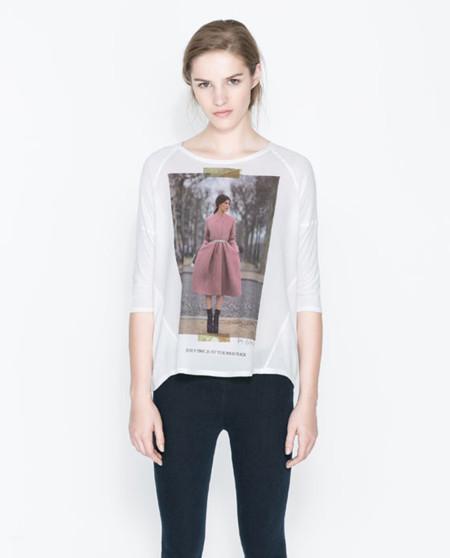 Hanneli Mustaparta, o cómo triunfar hasta en una camiseta básica