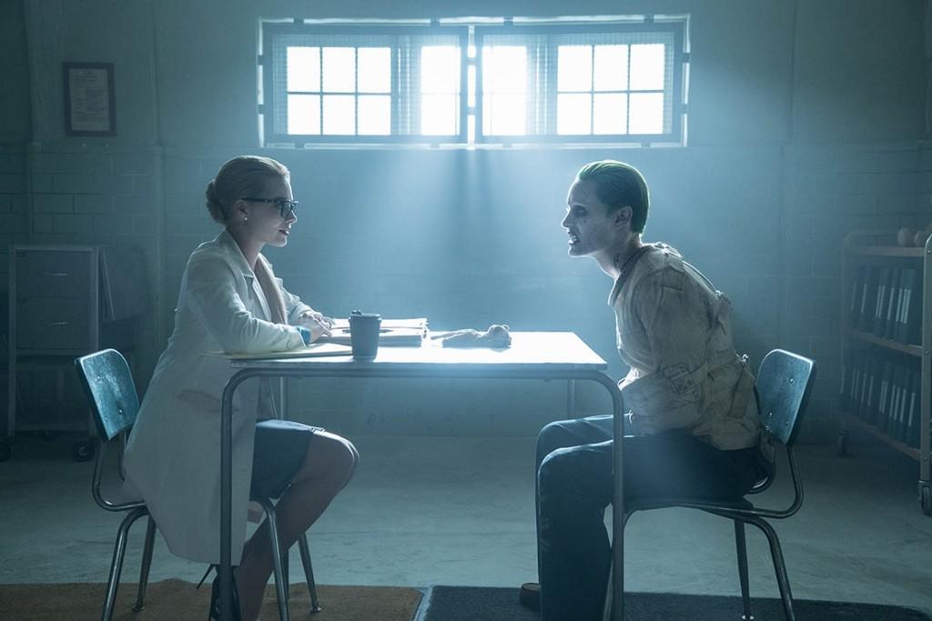 Margot Robbie Y Jared Leto En Escuadron Suicida
