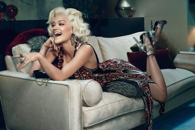 Foto de Rita Ora para Roberto Cavalli (3/6)