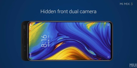 Xiaomi Mi Mix 3 Oficial Doble Camara Frontal