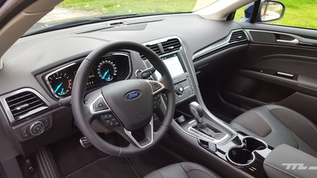 Ford Mondeo 2016 St Line 11