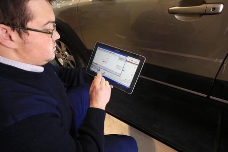 IRE, una aplicación que promete acabar con la subjetividad en las reparaciones de la carrocería
