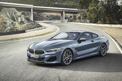 Así es el nuevo BMW Serie 8: con un V8 de 530 CV, es el modelo más agresivo y lujoso de la marca