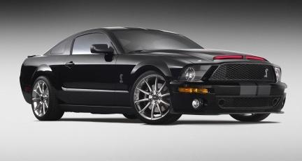 Nuevas imágenes del Shelby Mustang GT500KR Knight Rider