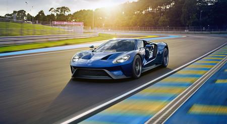 El Ford GT 2017 por fin deja conocer sus cifras: tiene 656 CV y alcanza 348 km/h