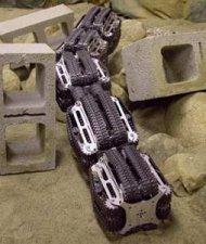El robot serpiente