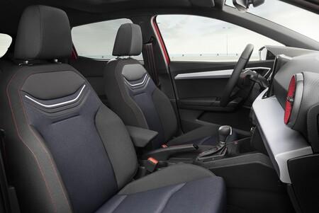 Seat Ibiza 2021 Interior 02