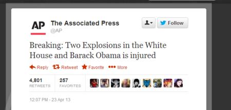Un simple hackeo de una cuenta verificada de Twitter muestra la vulnerabilidad de la plataforma