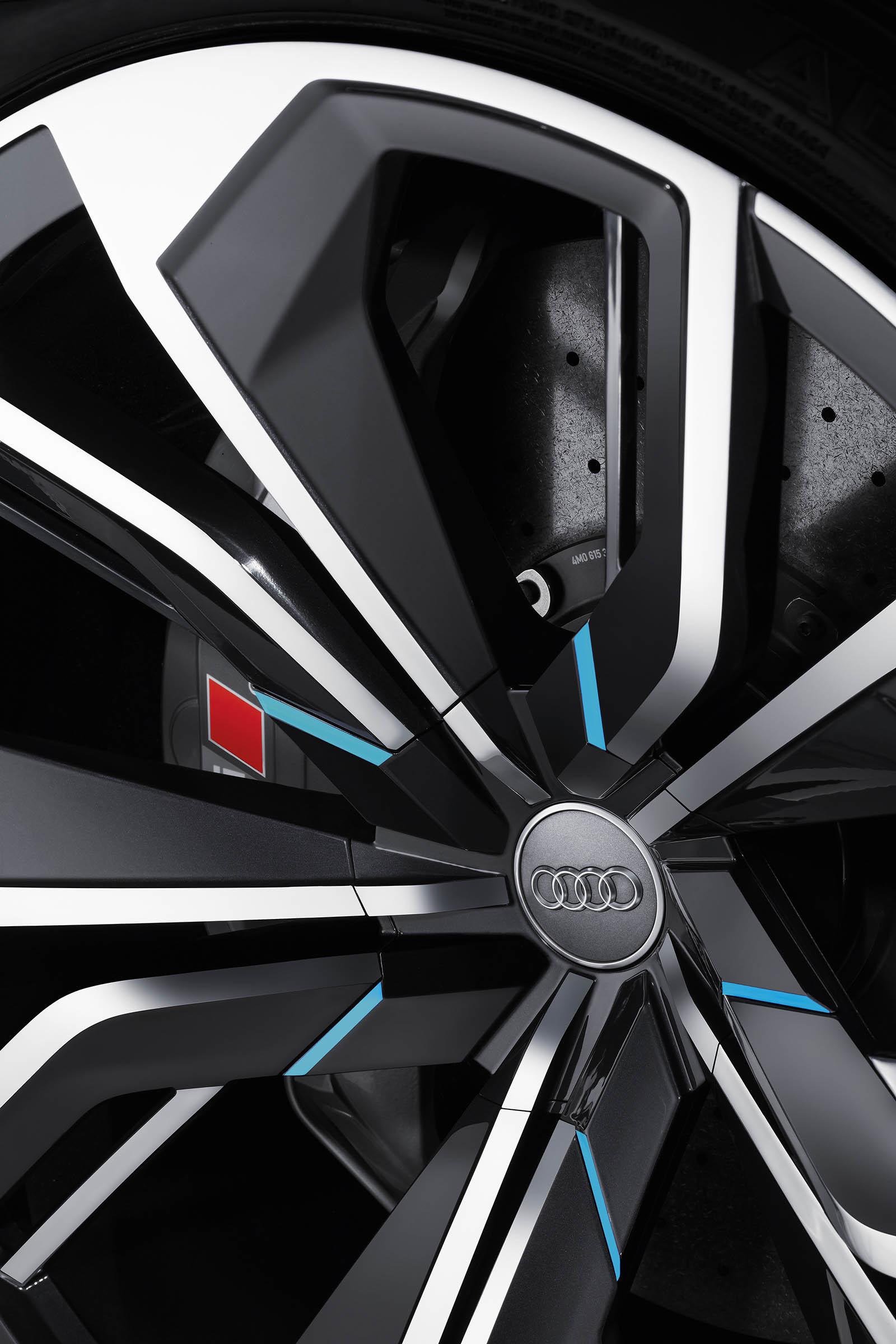 Foto de Audi Q8 Concept (27/39)