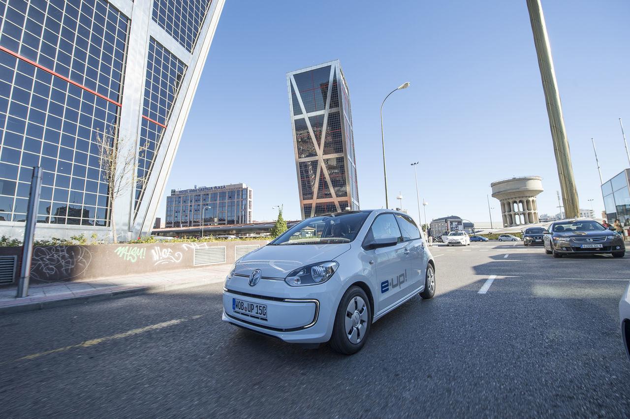 Foto de Volkswagen e-up! (14/26)