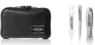 Manos cuidadas con el set de manicura de Baxter of California para The Porter.