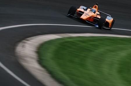 Alonso 500 Millas Indianapolis Mclaren 2020