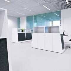 Foto 9 de 10 de la galería espacios-para-trabajar-las-oficinas-de-adidas en Decoesfera