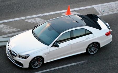Mercedes-Benz Clase E, así será su nueva cara